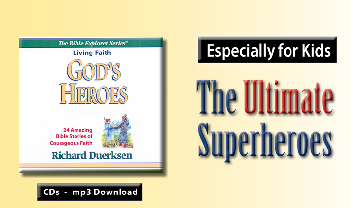 24 True Bible Stories Courageous Faith