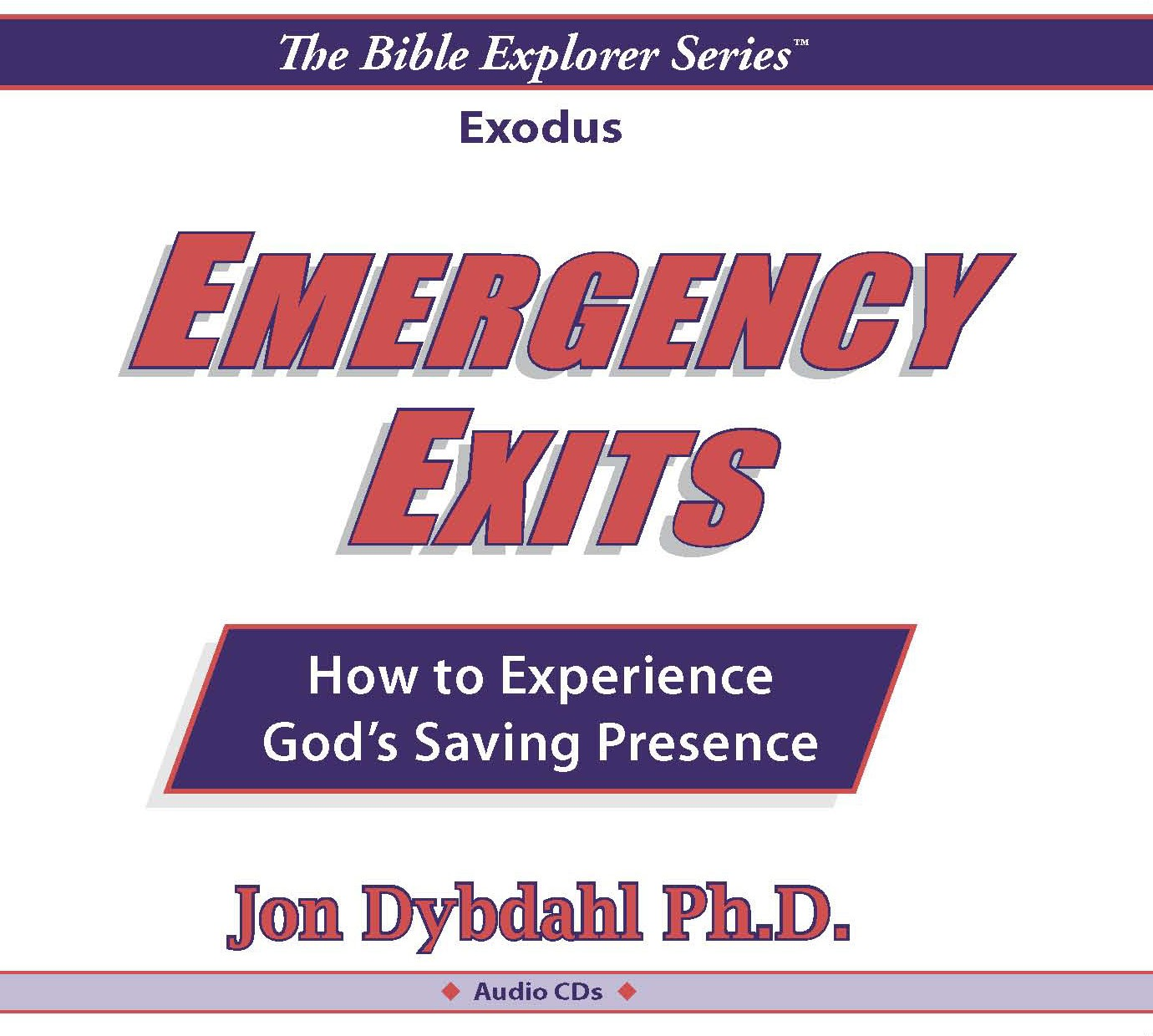 mp3 DOWNLOAD >> EXODUS >> Emergency Exits >> How To Experience God's Saving Presence